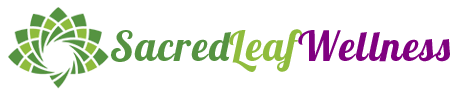 Sacred Leaf Wellness Logo